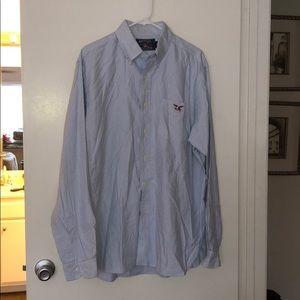 American living size large shirt